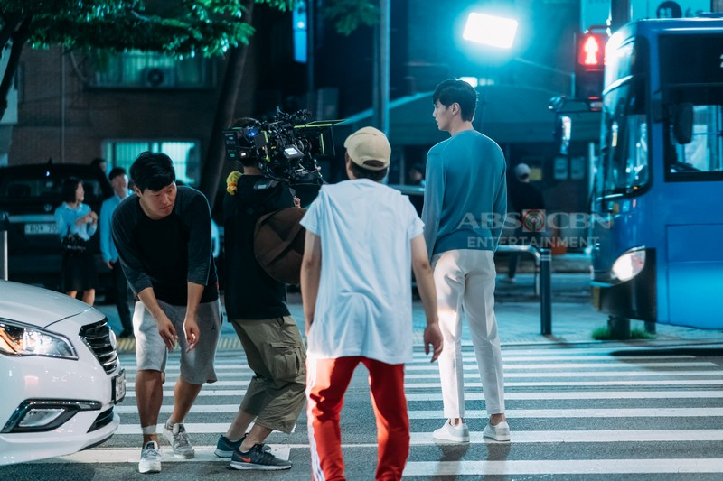 PHOTOS: Behind-the-scenes of #WWWSKPatrick