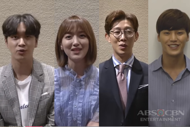 WATCH: What's Wrong With Secretary Kim Behind-The-Scenes Part 23