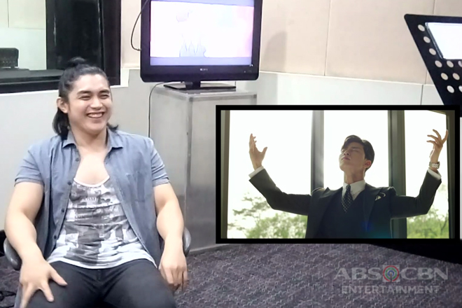 """WATCH: Meet the voice behind Ivan Lee of """"What's Wrong With Secretary Kim?"""""""